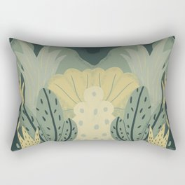 greenery Rectangular Pillow