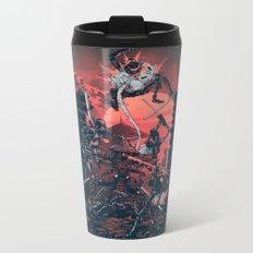 The Showdown Metal Travel Mug