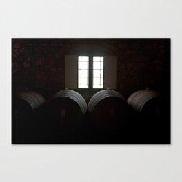 Wine in Chianti Canvas Print