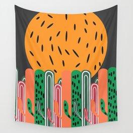Cacti Wall Tapestry