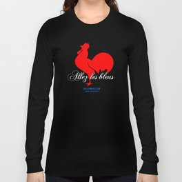 0014 - France Long Sleeve T-shirt