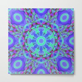 Psychedelic Visions G34 Metal Print