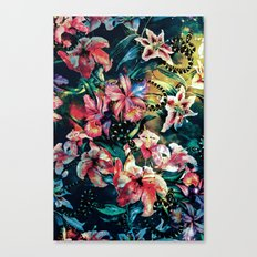 The night of the Snakes Canvas Print