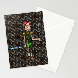 Crina Frankenstein Stationery Cards