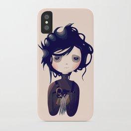 Edward iPhone Case