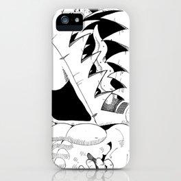 JAWSOFDEATH iPhone Case
