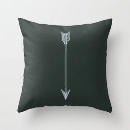 Arrow III Throw Pillow