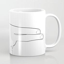 pistolet Coffee Mug
