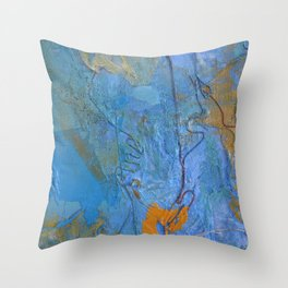 Strings of Passage Throw Pillow
