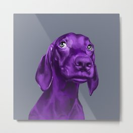 THE DOGS: GUY 5 Metal Print