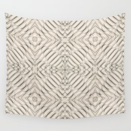 3D Effect Pattern Wall Tapestry