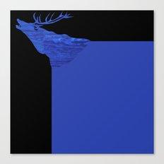 hirsch  Canvas Print