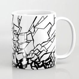 Broken II Coffee Mug