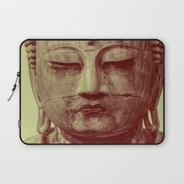 Buddha Duotone 3 Laptop Sleeve