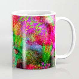 The Flower King Coffee Mug