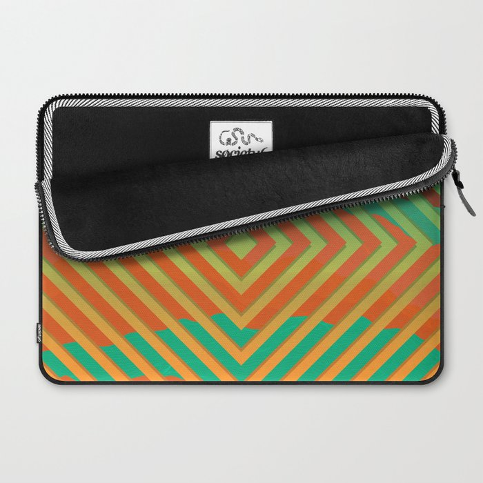 TOPOGRAPHY 2017-021 Laptop Sleeve