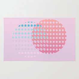 Holographic dream Rug