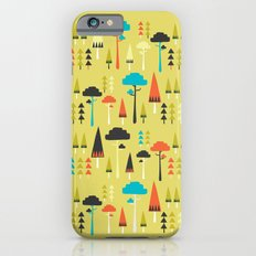 The Yellow Forest Slim Case iPhone 6s