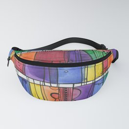 Global City Fanny Pack