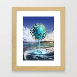 Kaladesh - Sphere Framed Art Print