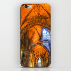 St Giles Cathedral Edinburgh Scotland iPhone & iPod Skin