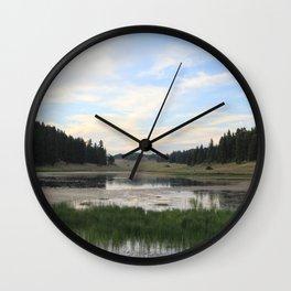 Big Laguna Lake  Wall Clock