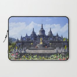 Temple Brahma Vihara Arama ,  Bali, Indonesia Laptop Sleeve