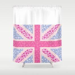 English Rose Shower Curtain