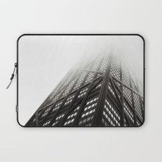 Chicago Hancock Tower Laptop Sleeve