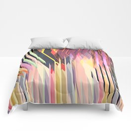 Abstract Composition 615 Comforters