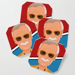 Stan Lee Coaster