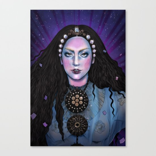 Galliano Applause Canvas Print