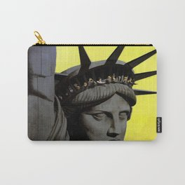 Vintage New York Poster Carry-All Pouch