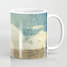 Lonely Tree Coffee Mug