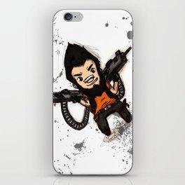 Borderlands 2 - Chibi Gunzy! iPhone Skin