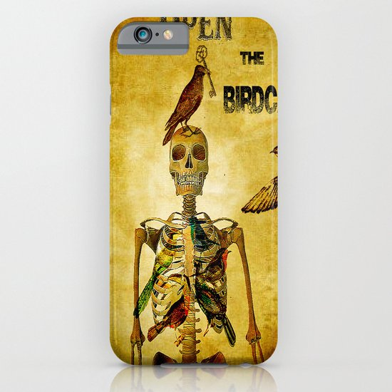 Open the Birdcage iPhone & iPod Case