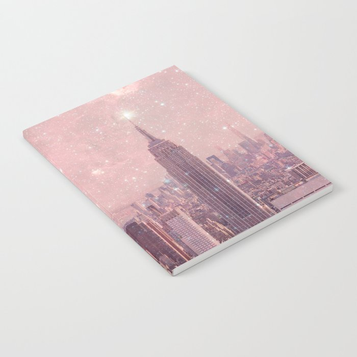 Stardust Covering New York Notebook