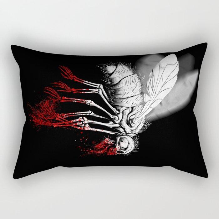 INSECT POLITICS Rectangular Pillow