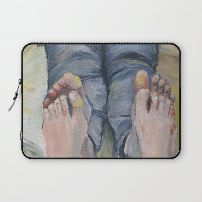 Boko maru painting Laptop Sleeve