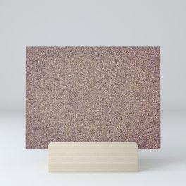 Sand Surface Mini Art Print