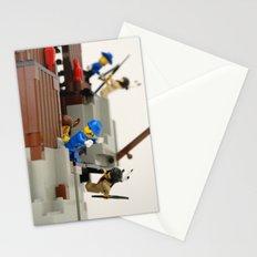 Lego Fight Stationery Cards