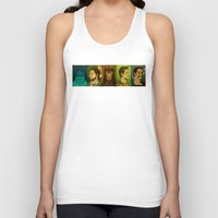 watchmen Tank Tops featuring It's Always Sunny in Watchmen - Group by Jessica On Paper