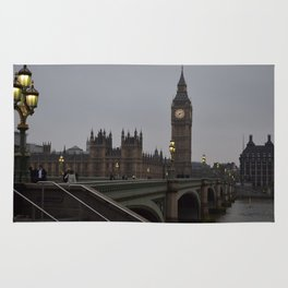 Grey day in Westminster Rug