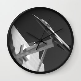 shooting for the stars Wall Clock