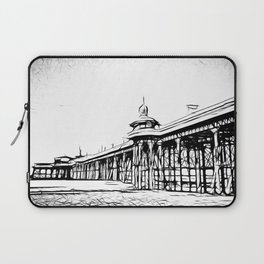 North Pier Blackpool Laptop Sleeve