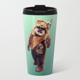 Jittery Little Thing (Ewok) Travel Mug