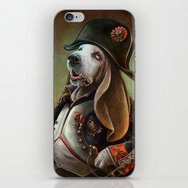 Napoleon Boneaparte iPhone Skin
