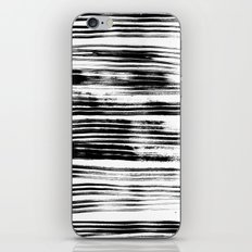 Textured Stripes iPhone & iPod Skin
