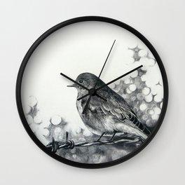 Mirada Wall Clock