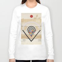prism Long Sleeve T-shirts featuring Prism by Laurie McCall